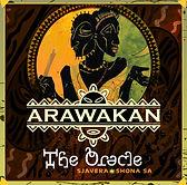 Sjavera_Shona SA_The Oracle_Album cover.