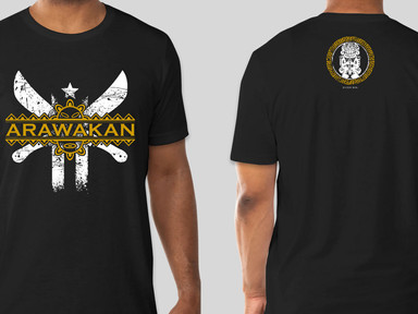 Arawakan Tshirts are back