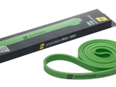 Resistance Training with 'Lets Bands - PowerBands'