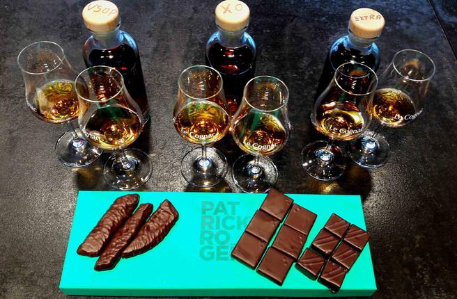 Cognac & Chocolat / Patrick Roger