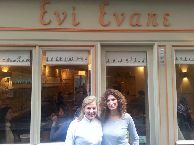 Evi Evane / Paris