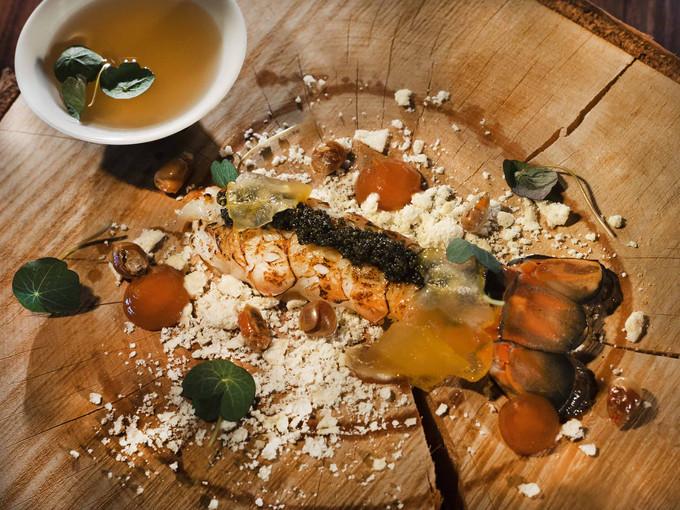 Cognac & Cuisine nikkei / Lucas Felzine - Uma / Paris 1