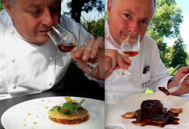 Cognac & Truffe by Thierry Verrat / La Ribaudière (Bourg-Charente)