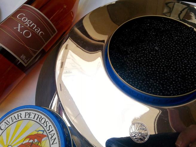 Cognac & Caviar / Armen Petrossian