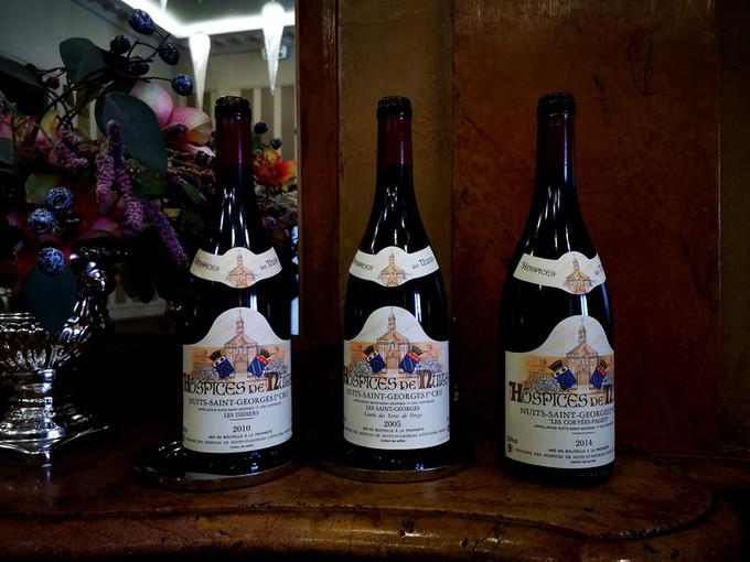 Vente des vins des Hospices de Nuits-Saint-Georges - 59ème ! (Bourgogne)