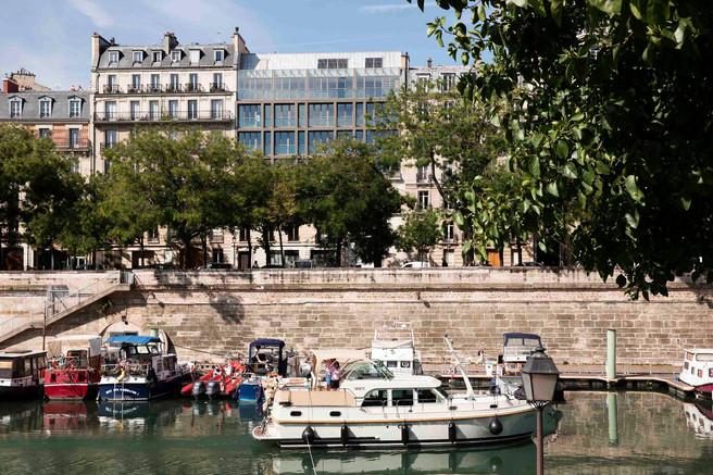 Le Goralska Hôtel / Paris 4