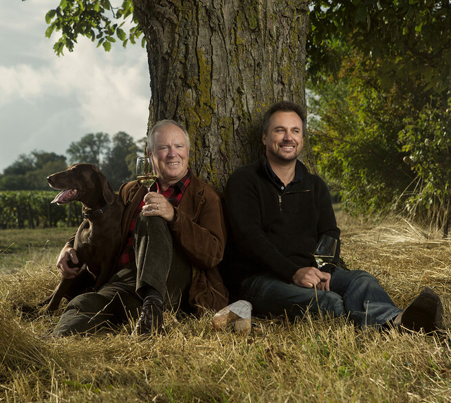 Jean-Marc & Julien Brocard / L'Artisan et l'alchimiste