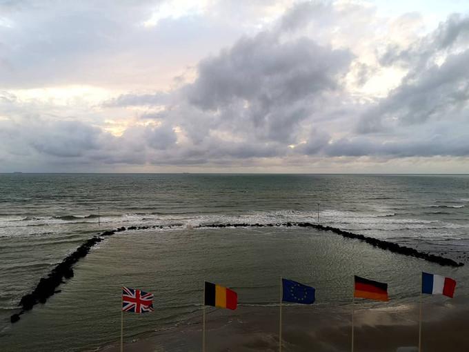 A la recherche de la Côte d'Opale / Benjamin Delpierre /  L'Atlantic & La Liégeoise / Wimereux (62)