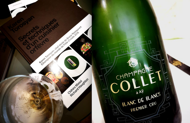 Karen Torosyan / Secrets et techniques d'un cuisinier orfèvre / Prix Champagne Collet du livre d