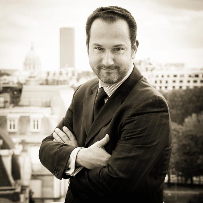 Bruno Franck / La Maison Blanche / Paris