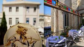 Restaurant Sevin / Corinne et Guilhem Sevin / Avignon (84)