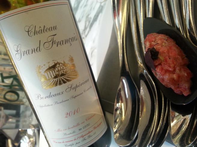 Château Grand Français / Bordeaux