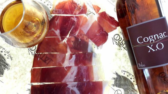 Les Noces du Cognac et de l'Ibaïama