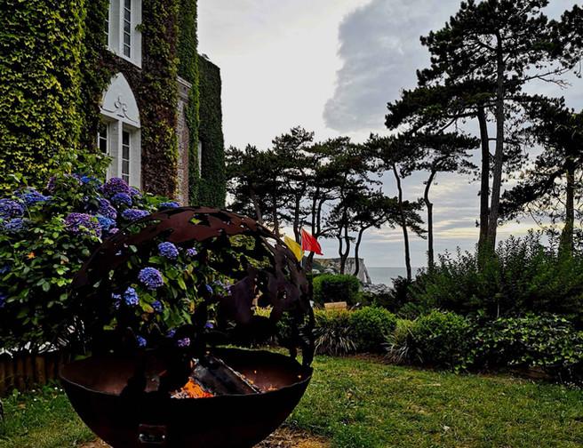 Le Donjon / Domaine Saint Clair / Étretat (Normandie)
