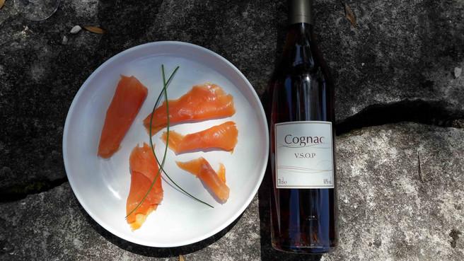 Accord Cognac & Truite