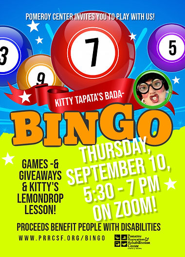 Copy of Bingo Flyer - Made with PosterMy