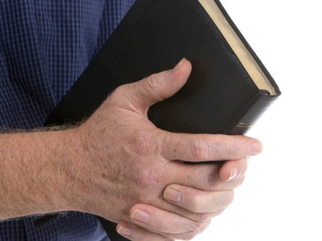 Saturday Bible Bit