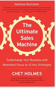 the ultima6e sales machine by chet holme
