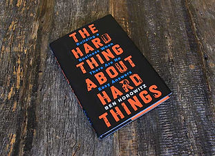 The-Hard-Thing-About-Hard-Things-Buildin