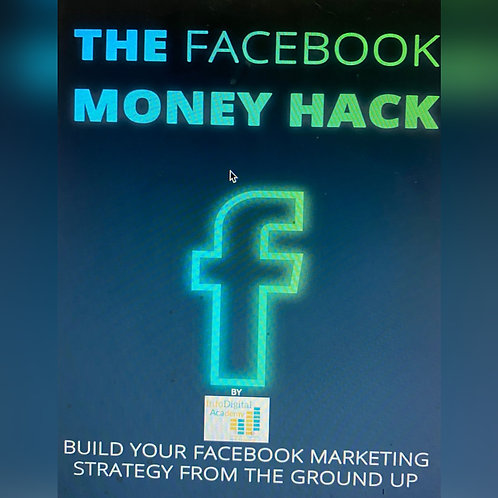 Rhe Facebook Money Hack Ebook
