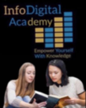 2 Girls Learning Info Digital Academy 3.
