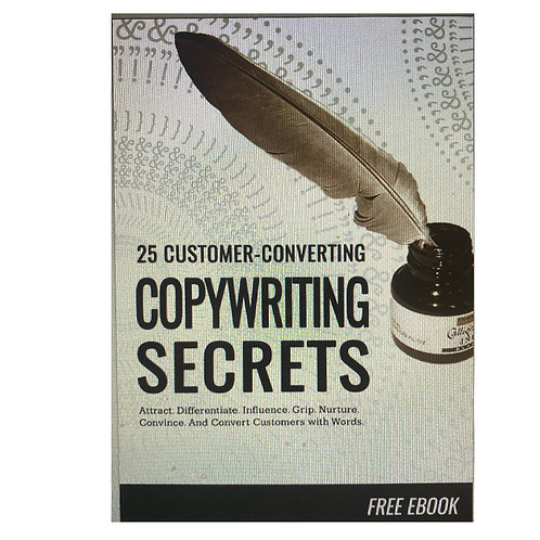 22 Customer-Converting Copywriting Secrets