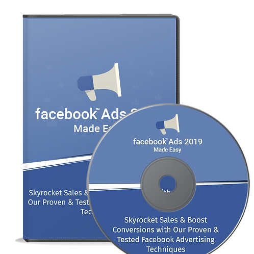 Facebooks Ads 2019 Video Training