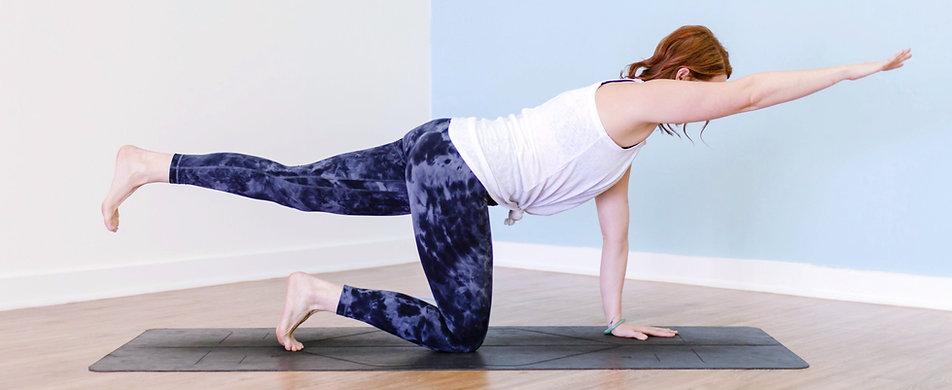 Beginner, advanced, and intermediate yoga classes in the Coastal Bend community