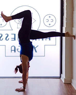Livestream yoga and fitness classes at Harkness Yoga in Corpus Christi, Texas