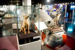 宇宙飛行士博物館