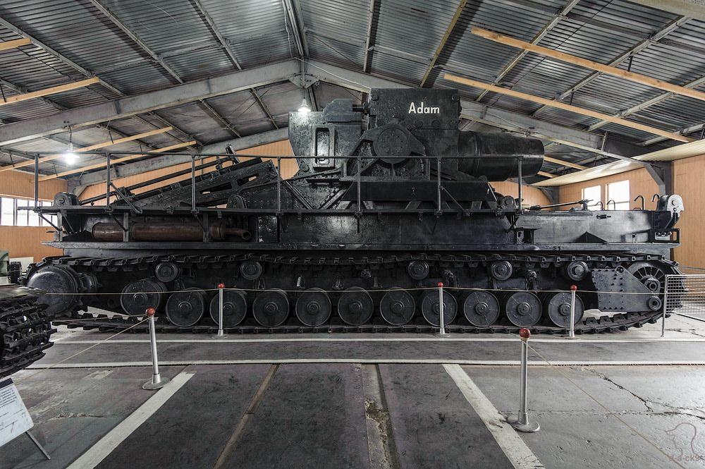 クビンカ戦車博物館