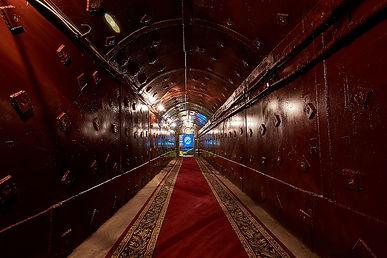 ブンケル-42 冷戦博物館 地下核シェルター見学ツアー