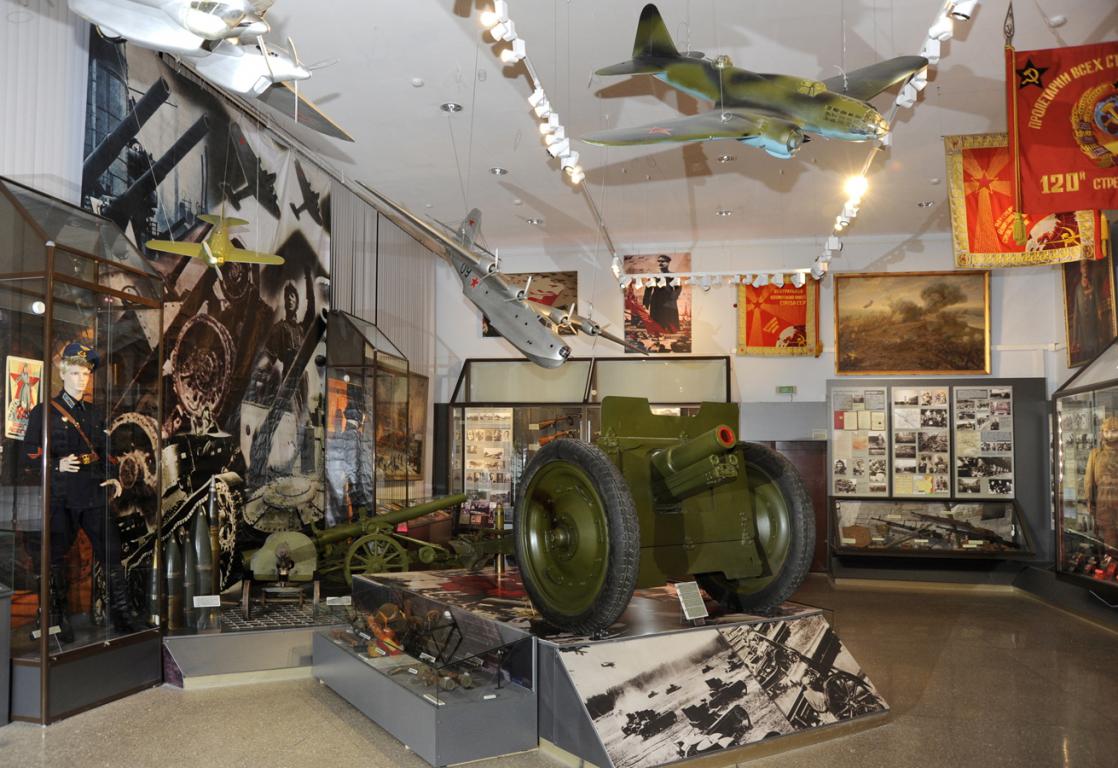中央軍事博物館