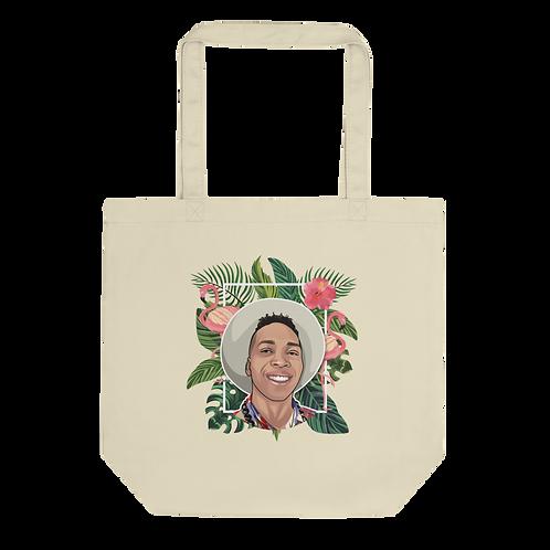Travis Aloha Eco Tote Bag