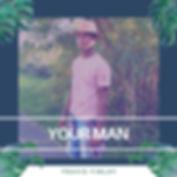 Brown Bordered Woman Photo Album Cover-2