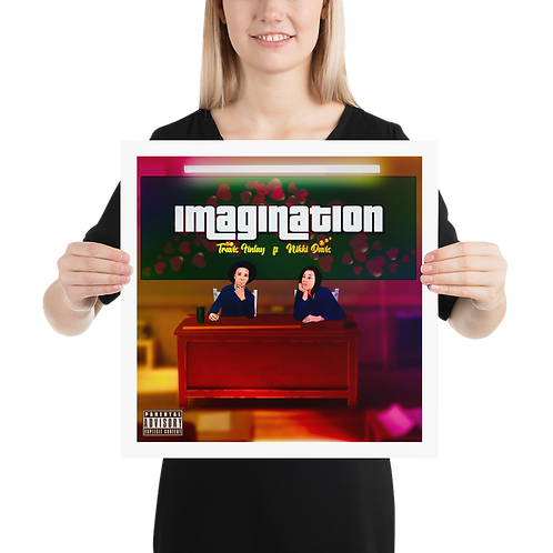 """Imagination"" Poster"