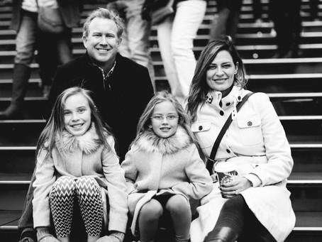 holidays in new york | new york family photographer