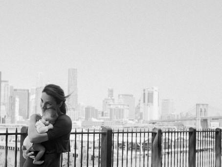 sweet baby girl | brooklyn newborn photographer