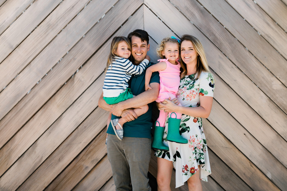 color pop // san francisco family photographer