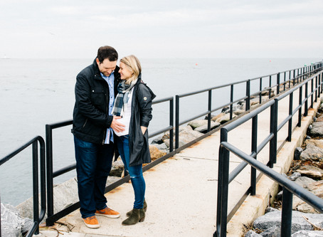 beautifully causal fairfield, ct lifestyle maternity session