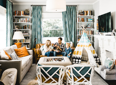 hanging out // san francisco family photographer