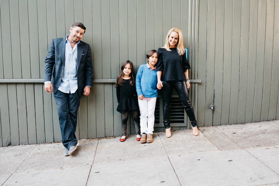 they left their heart in San Francisco // san francisco family photographer