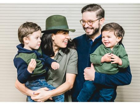 sweet boys | ny family photographer