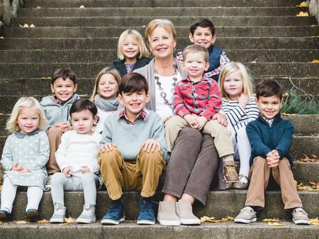 meet gaga's gang | nj family photographer