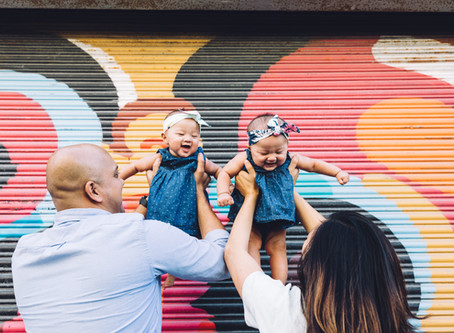 double the fun... // san francisco family photographer