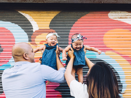 double the fun... // san francisco family photographer
