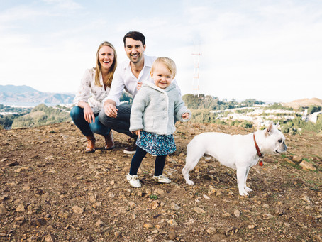 west portal tour // san francisco family photographer