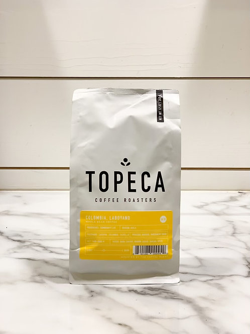 Topeca Coffee - Colombia Laboyano