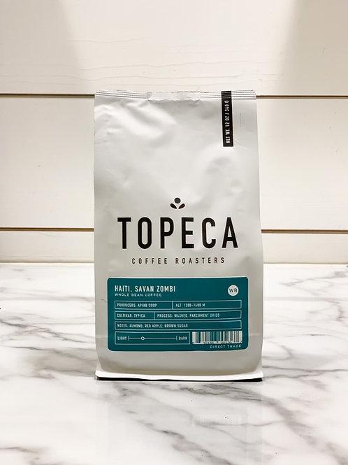 Topeca Coffee - Haiti, Savan Zombi