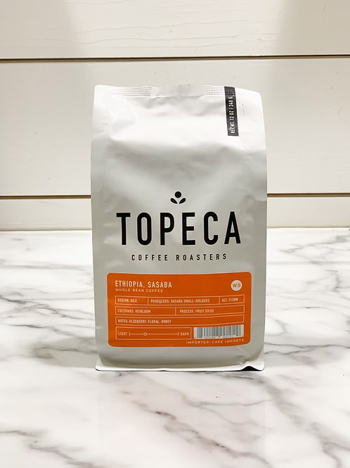 Topeca Coffee - Ethiopia, Sabasa